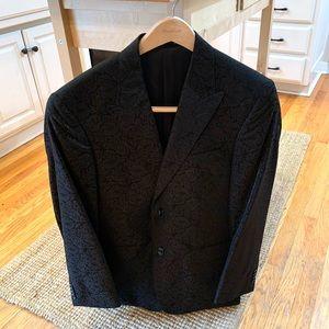 Versace Collection Paisley Blazer